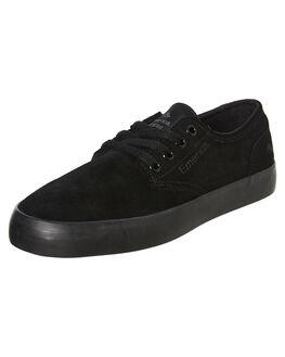 BLACK KIDS BOYS EMERICA SNEAKERS - 6302000015544