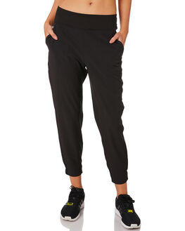 BLACK WOMENS CLOTHING PATAGONIA PANTS - 21216BLK