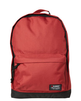 BRICK RED MENS ACCESSORIES ELEMENT BAGS + BACKPACKS - 183483BBRED