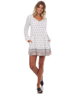MARSHMALLOW CHIEF WOMENS CLOTHING ROXY DRESSES - ERJWD03152XWWM