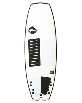 WHITE SURF SURFBOARDS SOFTECH MID LENGTH - MBDS-WHT-052WHT