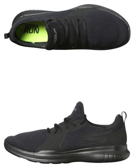 BLACK WOMENS FOOTWEAR SKECHERS SNEAKERS - 14811BBK