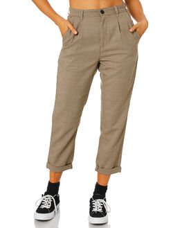 HAMILTON BROWN WOMENS CLOTHING CARHARTT PANTS - I02740107I01