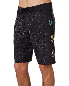 NEW BLACK MENS CLOTHING VOLCOM BOARDSHORTS - A0811915NBK
