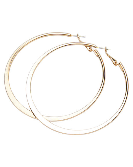 GOLD WOMENS ACCESSORIES SWELL JEWELLERY - S8212567GOLD