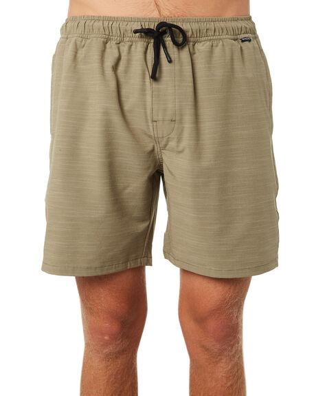 FATIGUE MARLE MENS CLOTHING DEPACTUS BOARDSHORTS - D5182231FTGMA