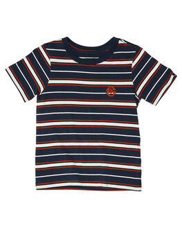 NAVY KIDS BOYS ST GOLIATH TOPS - 2851004NAVY