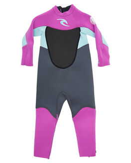 PURPLE SURF WETSUITS RIP CURL STEAMERS - WSM6DO0037