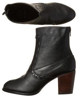 BLACK WOMENS FOOTWEAR BILLABONG BOOTS - 6676871BLK