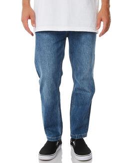 VINTAGE BLUE MENS CLOTHING THRILLS JEANS - TDP-414VEVIBLU