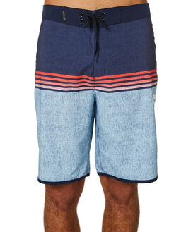 BLUE BLUE MENS CLOTHING HURLEY BOARDSHORTS - AQ0218451