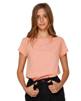 CLAY WOMENS CLOTHING BILLABONG TEES - BB-6591132-C24