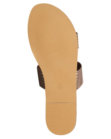 ROSE GOLD WOMENS FOOTWEAR BILLINI FASHION SANDALS - S404RSEGD