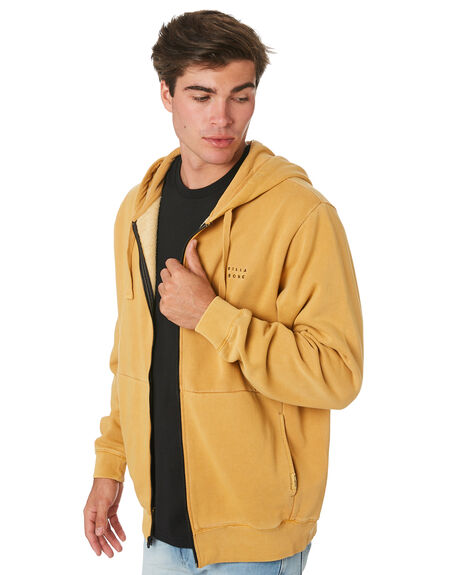 VINTAGE GOLD MENS CLOTHING BILLABONG JUMPERS - 9596613VNGLD