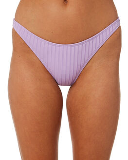 LILAC WOMENS SWIMWEAR BILLABONG BIKINI BOTTOMS - 6581609013