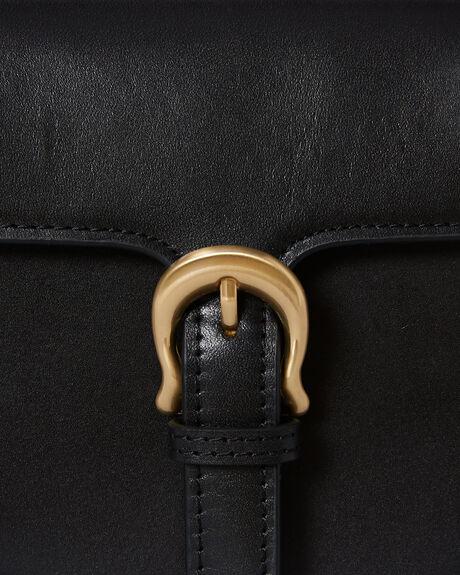 BLACK WOMENS ACCESSORIES SANCIA BAGS + BACKPACKS - 174B-BLBLK