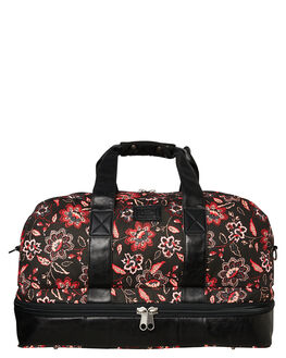 BLACK WOMENS ACCESSORIES RUSTY BAGS + BACKPACKS - TRL0254BLK