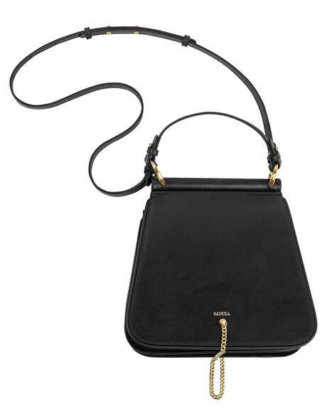 BLACK WOMENS ACCESSORIES SANCIA BAGS + BACKPACKS - 144BBLK
