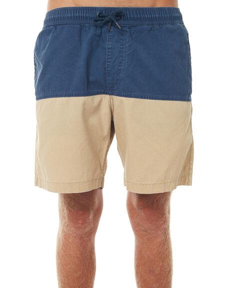 DARK DENIM MENS CLOTHING QUIKSILVER SHORTS - EQYWS03462BRQ0