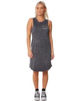 COAL WOMENS CLOTHING RUSTY DRESSES - DRL0932COA