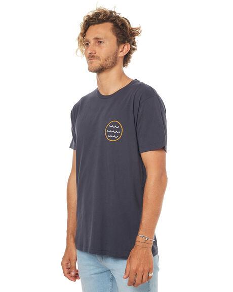FADED NAVY MENS CLOTHING MOLLUSK TEES - MS1326FNVY