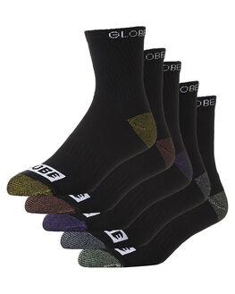 ASSORTED MENS CLOTHING GLOBE SOCKS + UNDERWEAR - GB71629009ASS