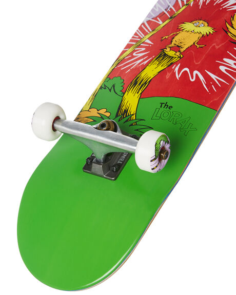 RED BOARDSPORTS SKATE ALMOST COMPLETES - 10523210RED
