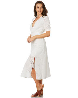 CREAM BASE WOMENS CLOTHING STEVIE MAY DRESSES - SL191024DCREAM