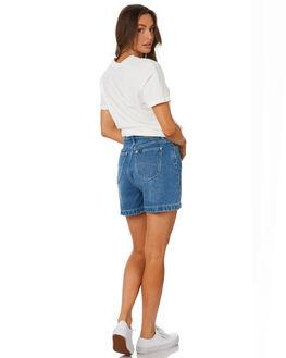 FLOURISH WOMENS CLOTHING LEE SHORTS - L-656835-NL3