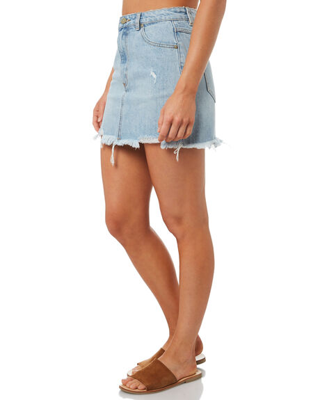 LOVE POWER WOMENS CLOTHING A.BRAND SKIRTS - 71283-4044