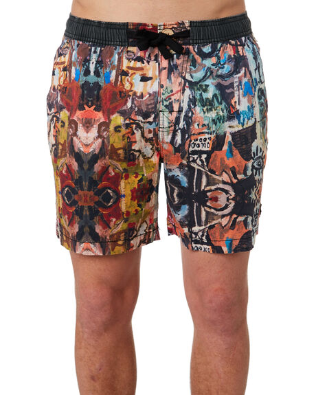 ASSORTED OUTLET MENS THE CRITICAL SLIDE SOCIETY BOARDSHORTS - BS1854ASS