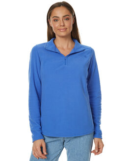 AMPARO BLUE WOMENS CLOTHING THE NORTH FACE JUMPERS - NF0A2REDNXD