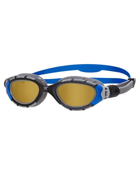 BLACK BLUE COPPER BOARDSPORTS SURF ZOGGS SWIM ACCESSORIES - 337845BBLC