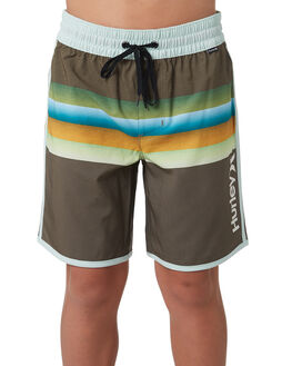 TWILIGHT MARSH KIDS BOYS HURLEY BOARDSHORTS - AO2217307