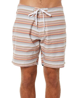 TERRACOTTA MENS CLOTHING RHYTHM BOARDSHORTS - JUL18M-TR07TER