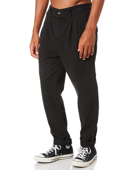 BLACK MENS CLOTHING NEUW PANTS - 33561100