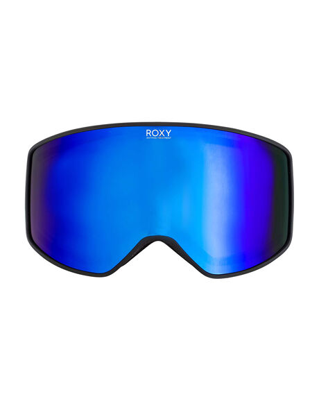 TRUE BLACK BOARDSPORTS SNOW ROXY GOGGLES - ERJTG03133-KVJ0