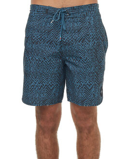 REAL TEAL MENS CLOTHING QUIKSILVER BOARDSHORTS - EQYBS03907BPR6
