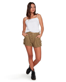 HUNTER WOMENS CLOTHING BILLABONG SHORTS - BB-6592280-HNT