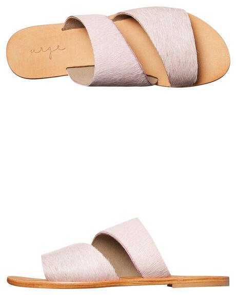 BLUSH WOMENS FOOTWEAR URGE FASHION SANDALS - URG17063BLSH