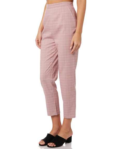 DUSTY PINK WOMENS CLOTHING THE FIFTH LABEL PANTS - 40190478-2PINK