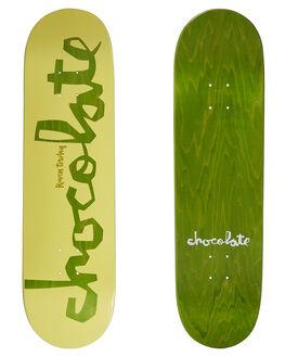 TERSHY SKATE DECKS CHOCOLATE  - 10055828TERSH