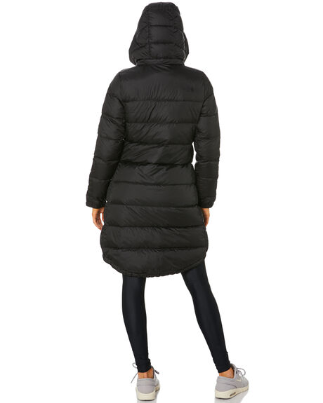 TNF BLACK WOMENS CLOTHING THE NORTH FACE JACKETS - NF0A3XE3JK3