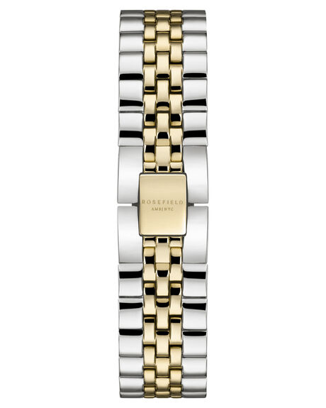 SILVER GOLD DUO WOMENS ACCESSORIES ROSEFIELD WATCHES - QVSGD-Q013_SILG