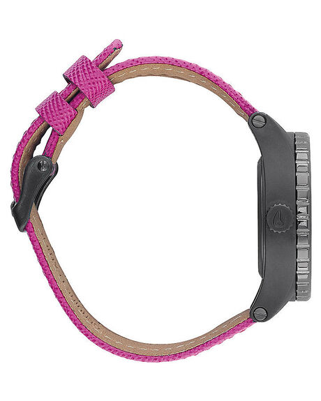 BLACK HOT PINK MENS ACCESSORIES NIXON WATCHES - A4672049