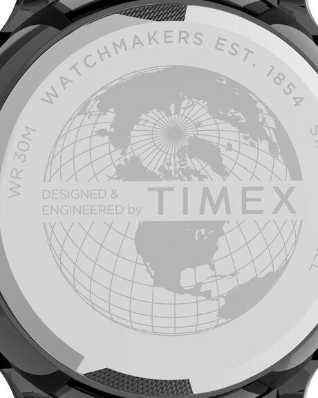 GREY BLUE MENS ACCESSORIES TIMEX WATCHES - TW2T95200GBLU