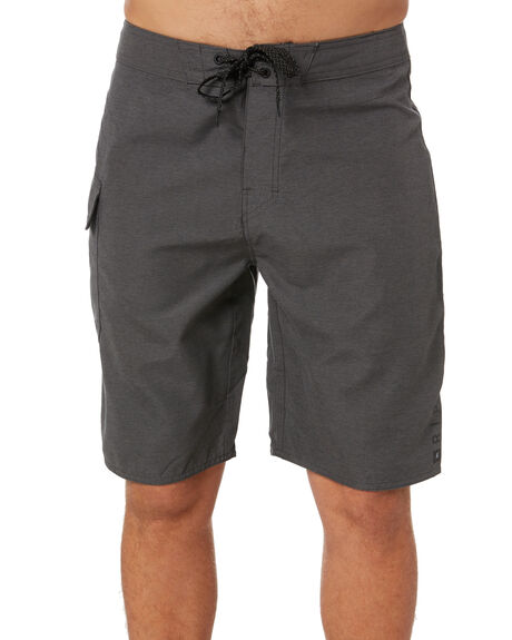 BLACK HEATHER MENS CLOTHING RIP CURL BOARDSHORTS - CBOPG93652