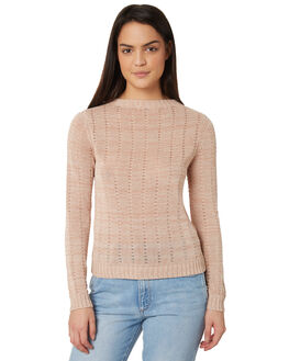 TERRACOTTA WOMENS CLOTHING ELWOOD KNITS + CARDIGANS - W83401-624