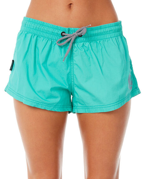 MALIBU WOMENS CLOTHING SANTA CRUZ SHORTS - SC-WBC8667MAL