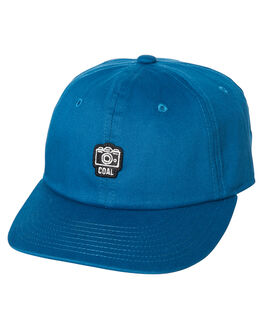 BLUE MENS ACCESSORIES COAL HEADWEAR - 225609BLU